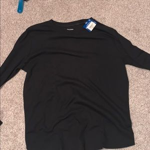 Brand new men's black thermal size xxlarge